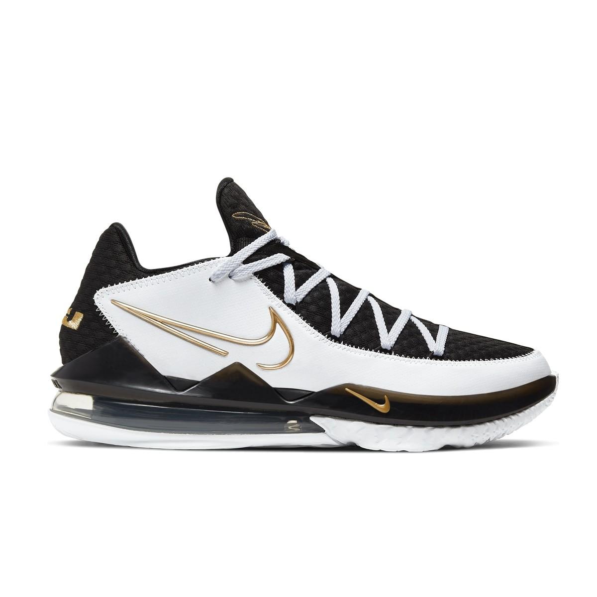 Nike Lebron XVII Low 'Metallic Gold'