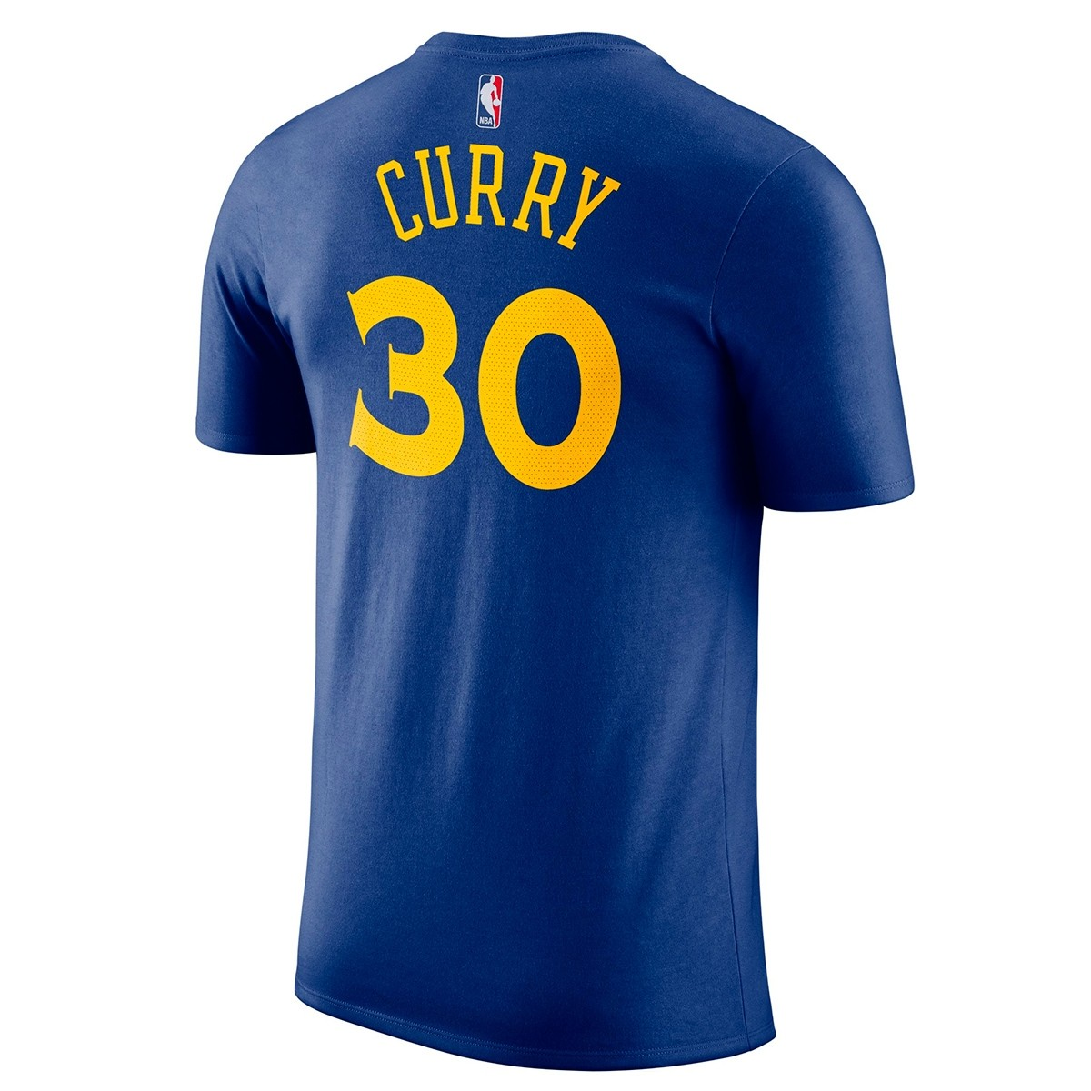 Junior NBA Warriors Nick Name Tee Curry 'Icon Edition' EZ2B711F1-GSSCI