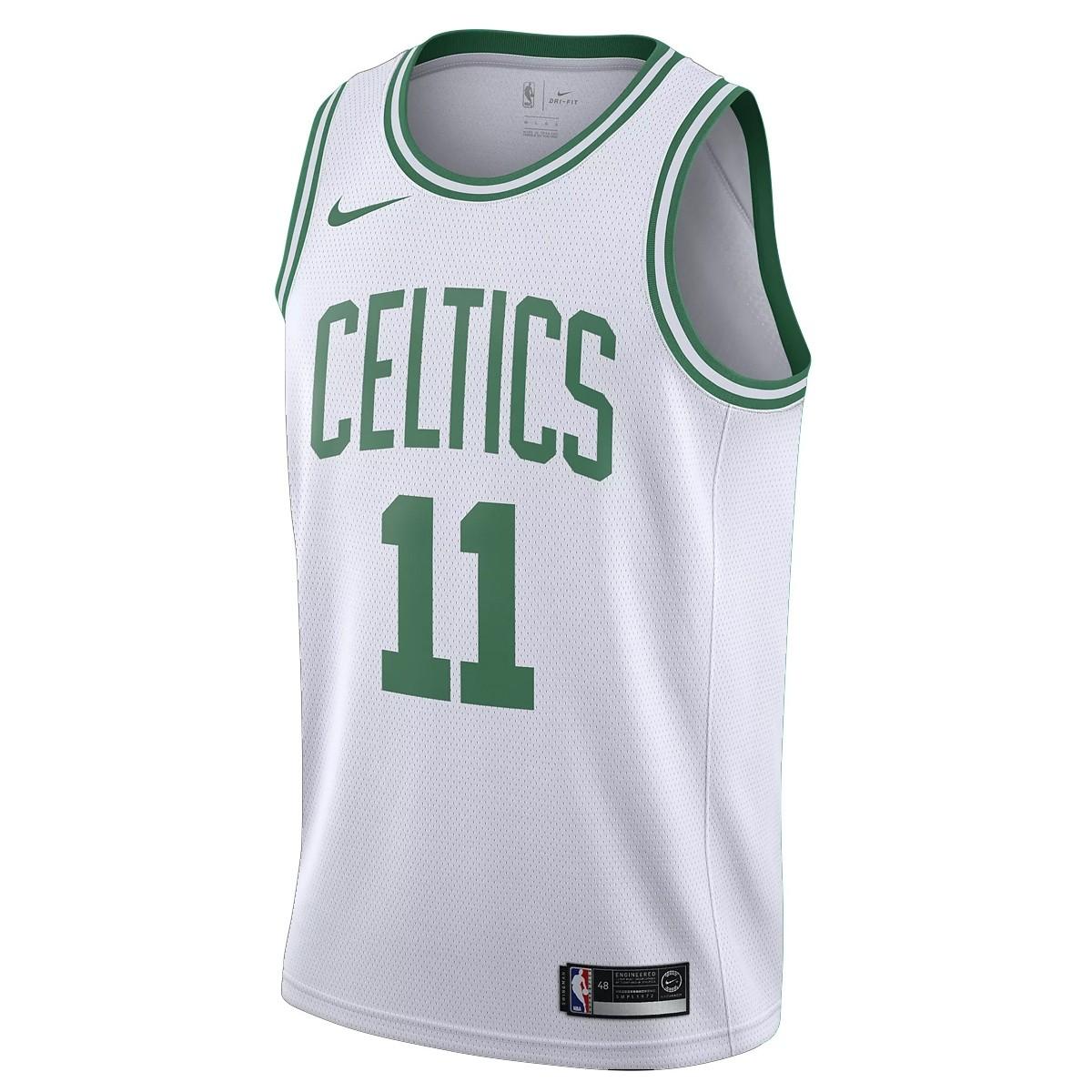 Nike NBA Celtics Swingman Jersey Kyrie Irving 'Association Edition'