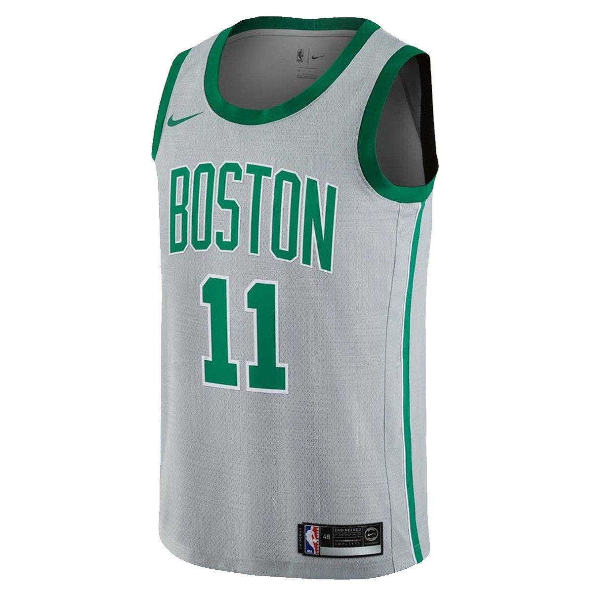 Nike NBA Swingman Jersey Boston Celtics Kyrie Irving 'City Edition'