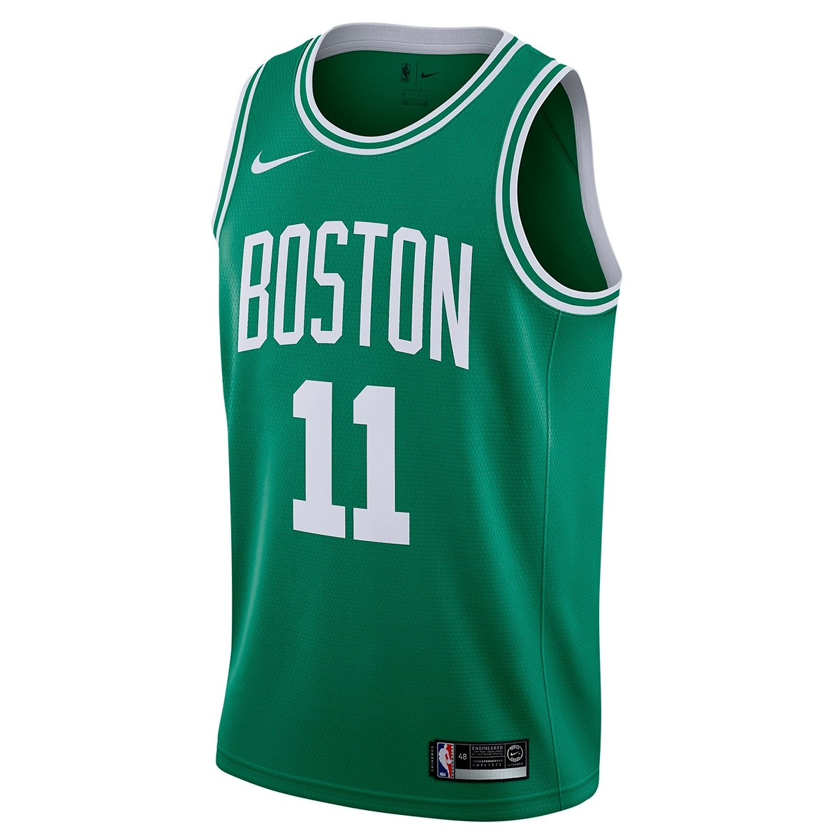 Nike Junior NBA Boston Celtics Swingman Jersey Irving 'Icon Edition'
