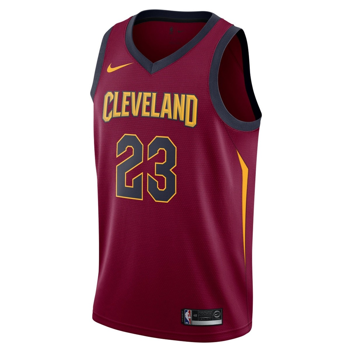 Nike Junior NBA CC Swingman Jersey James 'Icon Edition'