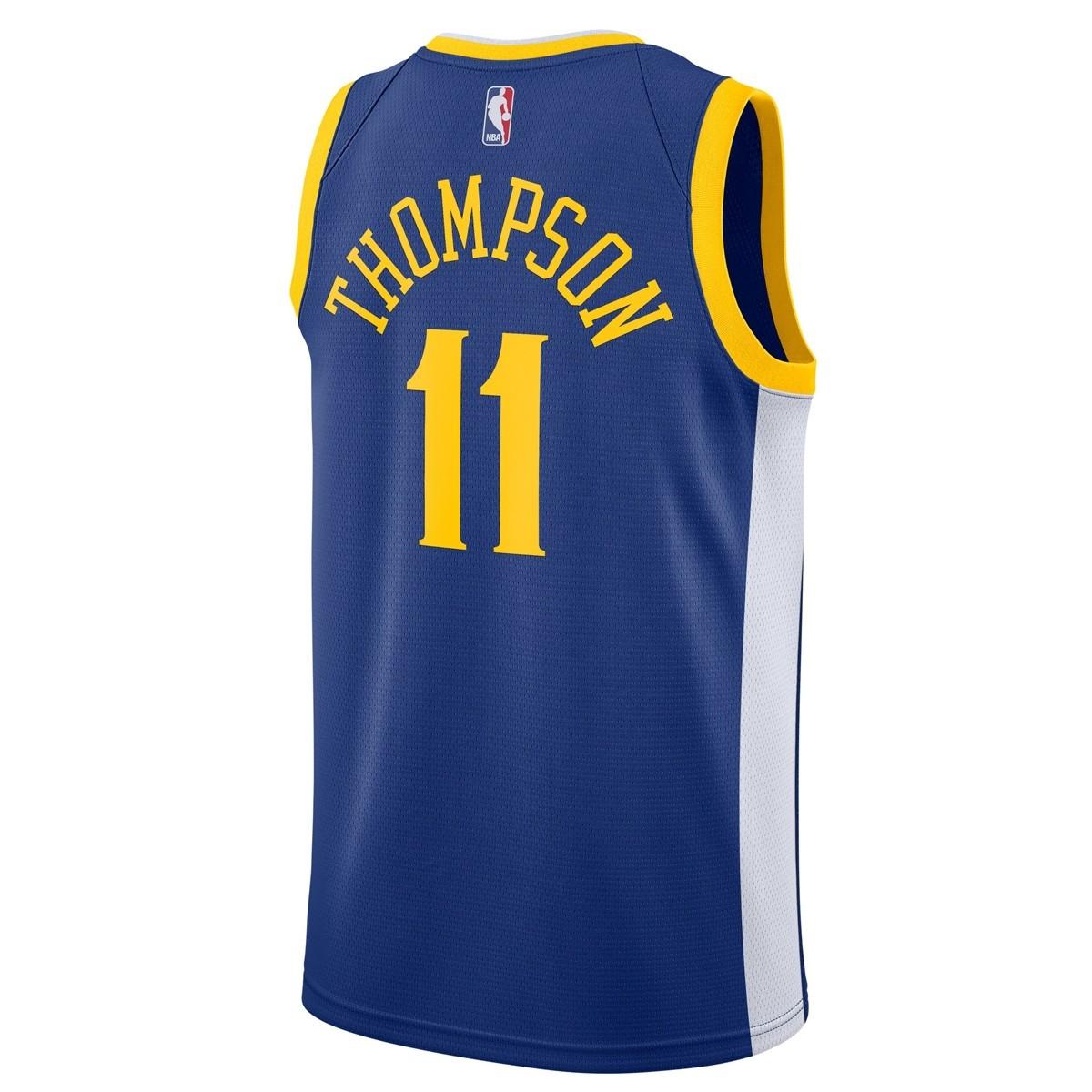 Nike NBA Swingman Jersey Klay Thompson 'Icon Edition' 864475-497