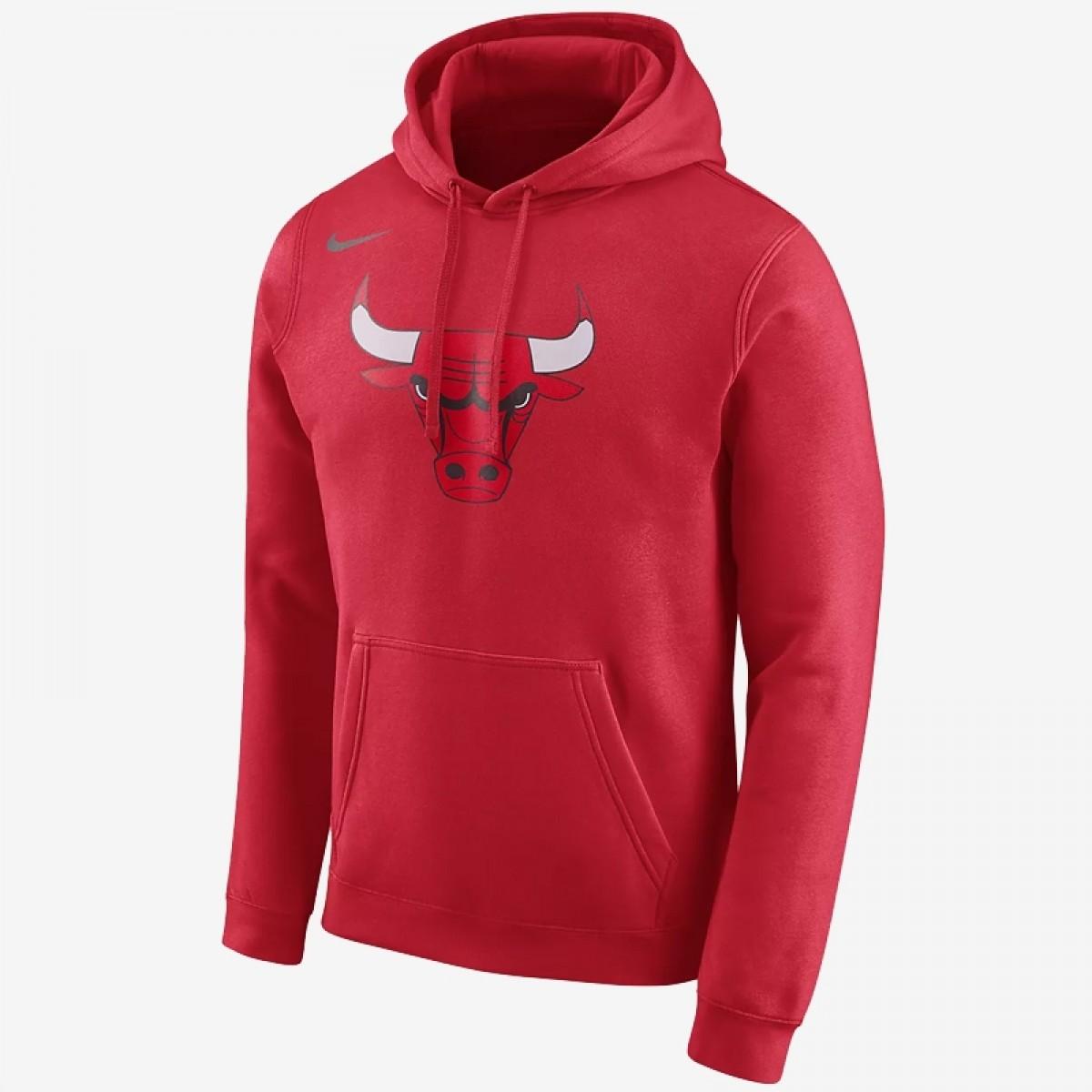Nike Chicago Bulls Hoody 'Red'