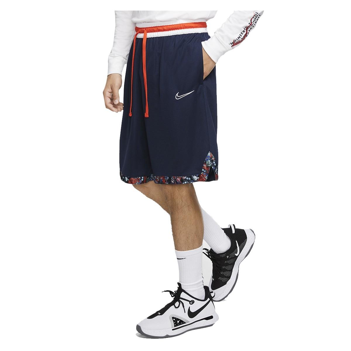 Nike DNA Short 'Floral Navy'