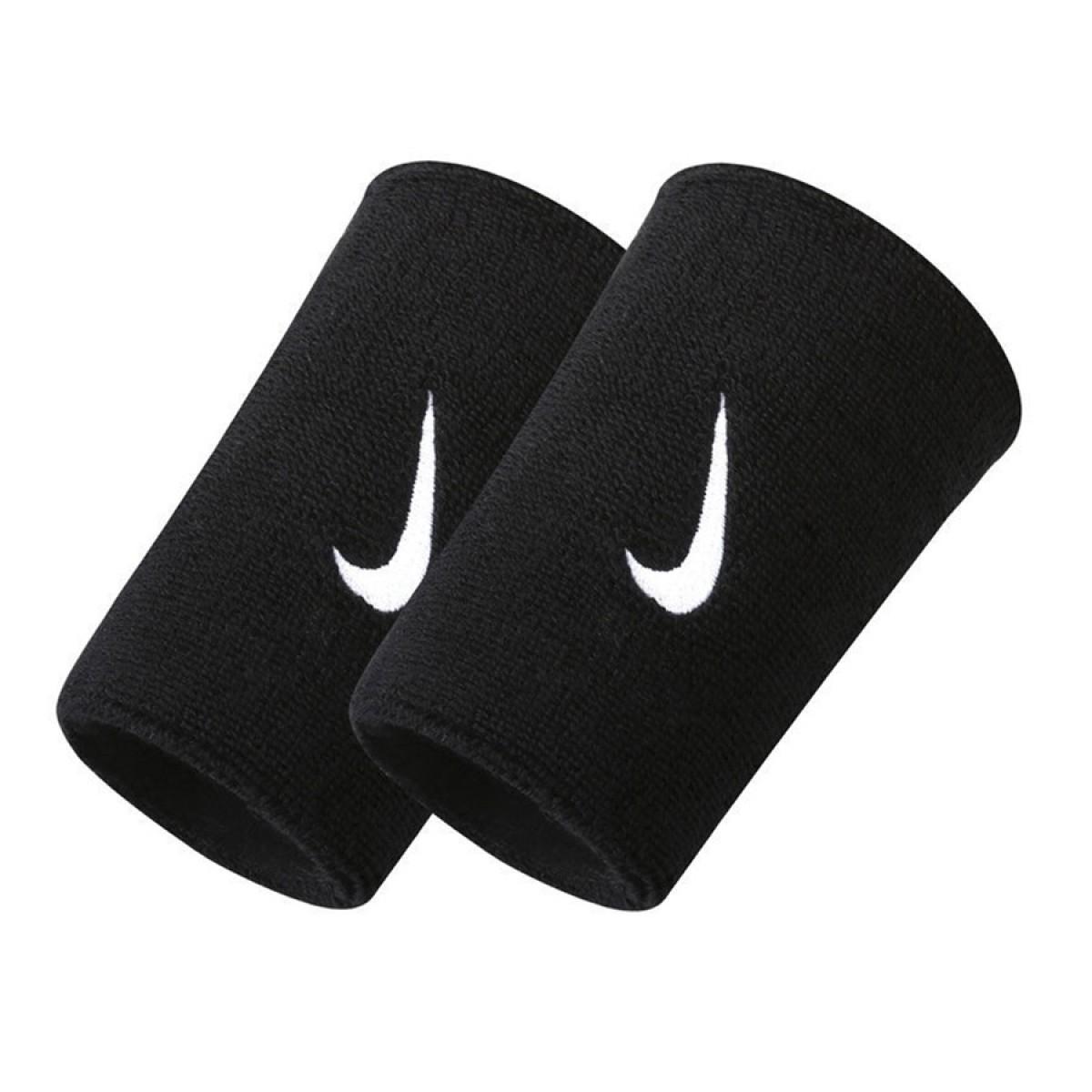 Nike Double Wristband 'Black'