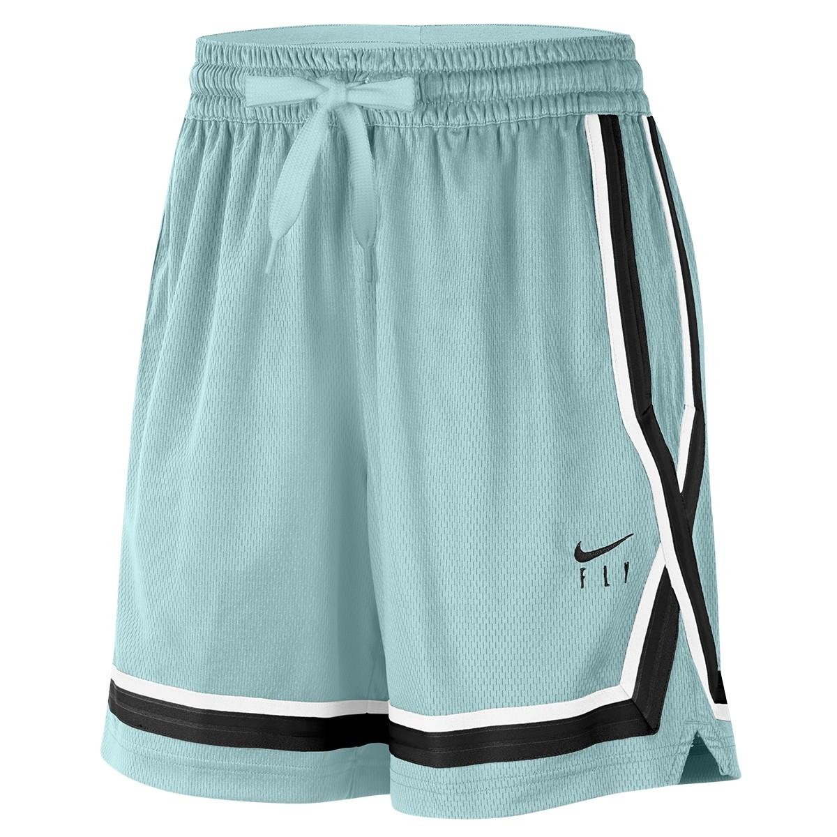 Pantalón Corto Nike Dri-FIT Swoosh Fly Woman 'Mint'