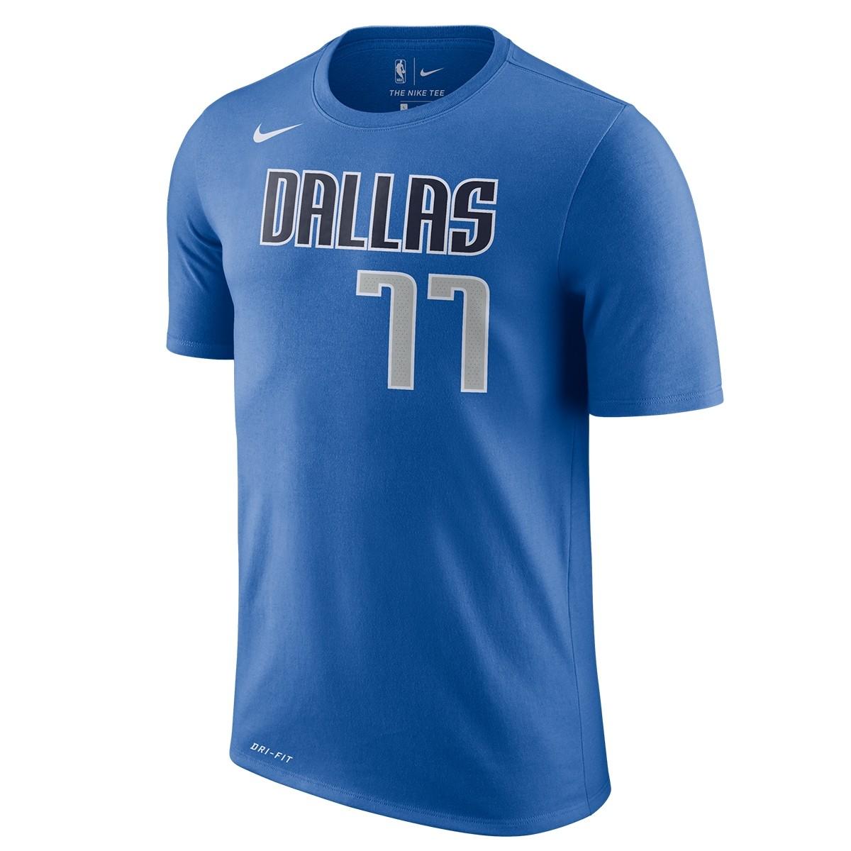 Nike Dri-Fit T-Shirt Dallas 'Doncic'