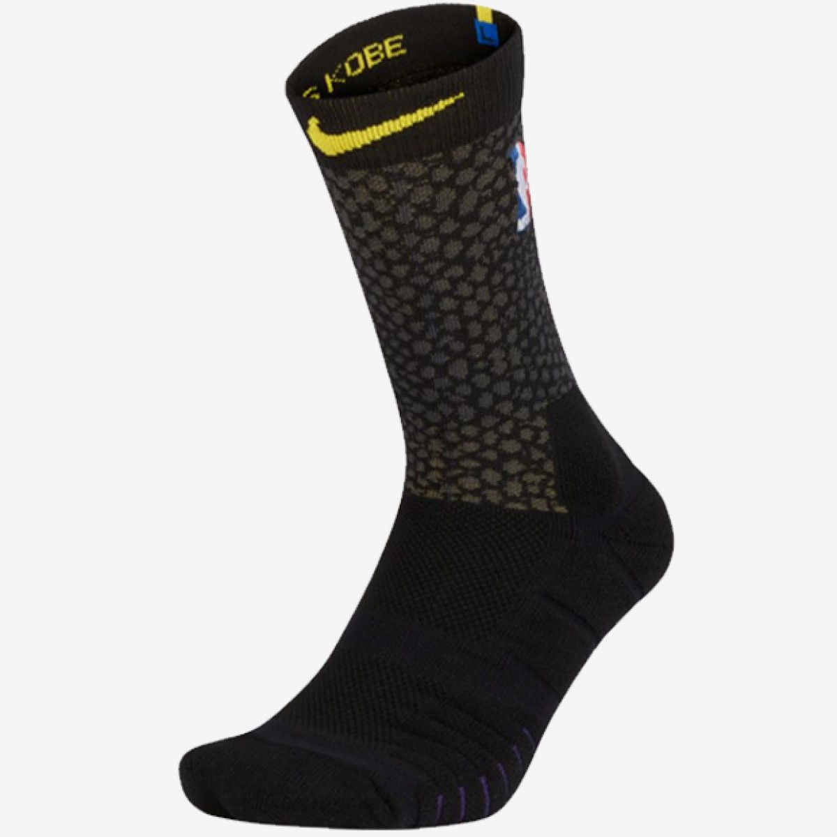 Nike Elite Quick 'Lakers City Edition'