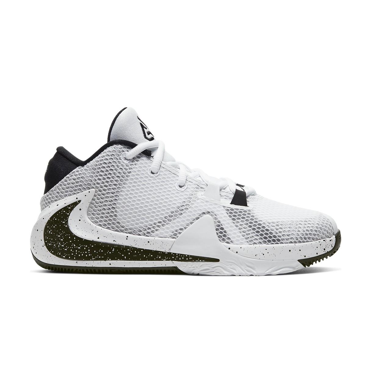 Nike Freak 1 GS 'Oreo'