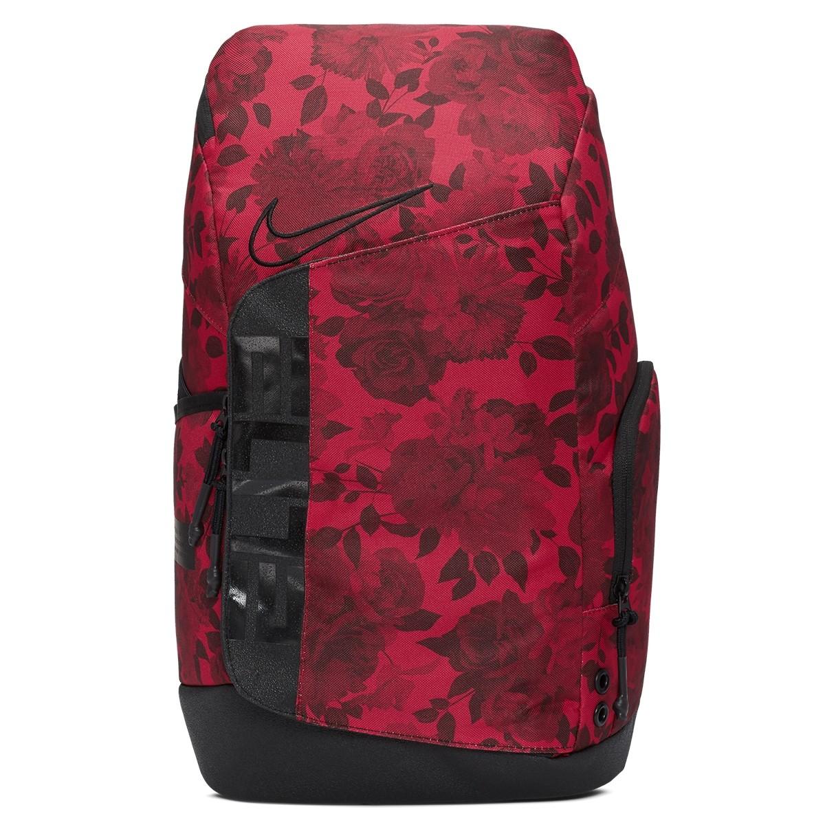 Nike Hoops Elite Pro Backpack 'Red Rose'