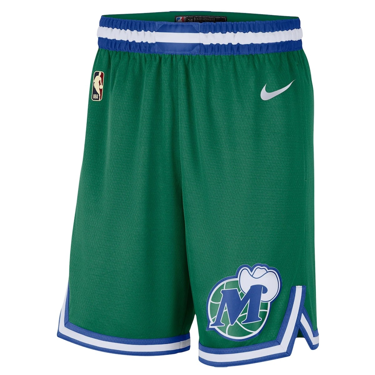 Nike Jr NBA Dallas Swingman Short 'Classic Edition'