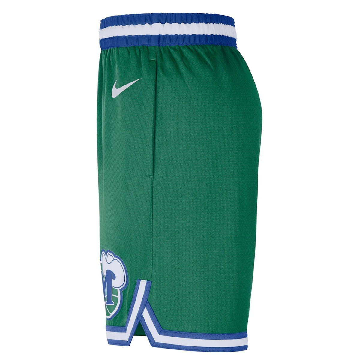Nike Jr NBA Dallas Swingman Short 'Classic Edition'-EZ2B7BCNS-MAV