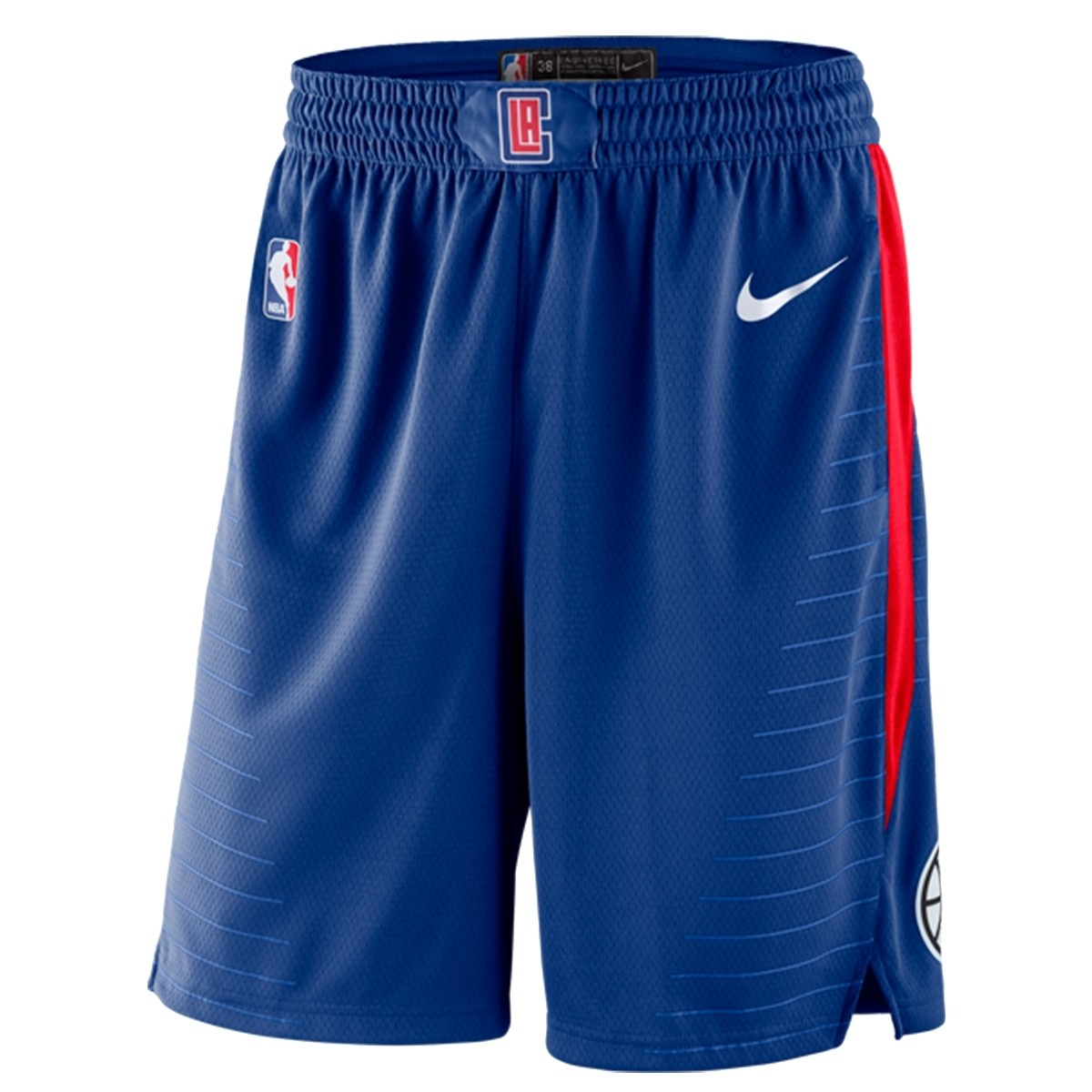 Nike Jr NBA Los Angeles Clippers Swingman Short 'Icon Edition'