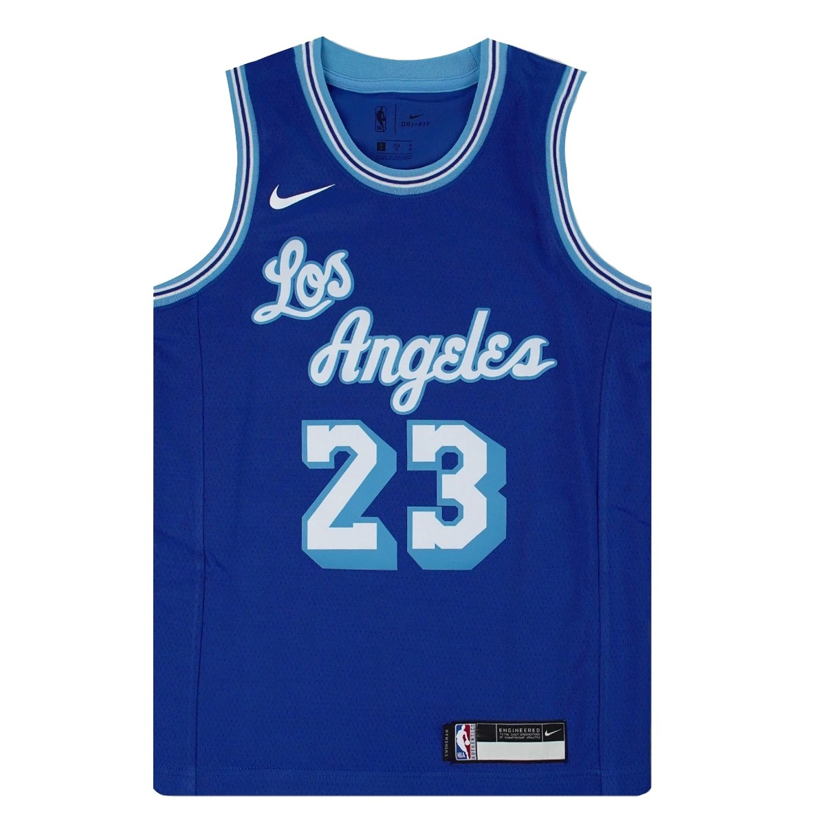 Nike Jr NBA Los Angeles Lakers Swingman Jersey LeBron James 'Classic Edition'