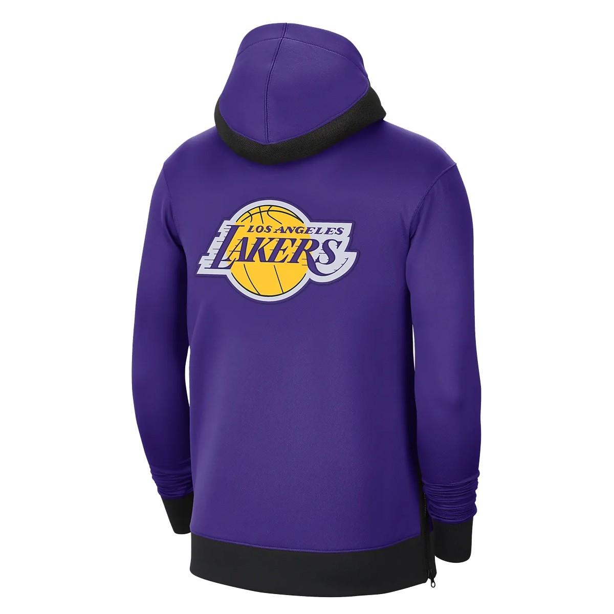 Nike Jr NBA Therma Flex Showtime 'Los Angeles Lakers'-EZ2B7FDBV-LAK