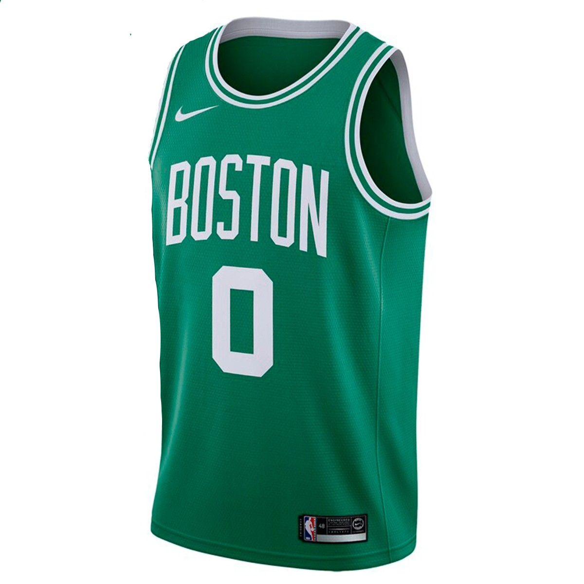 Nike Junior NBA Boston Celtics Swingman Jersey Tatum 'Icon Edition'