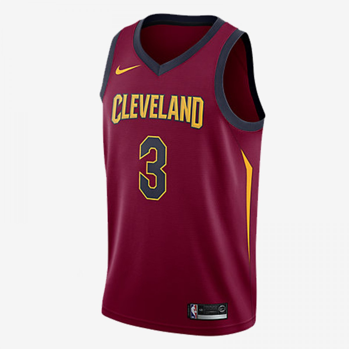 Nike Junior NBA CAVS Swingman Jersey Thomas 'Icon Edition'