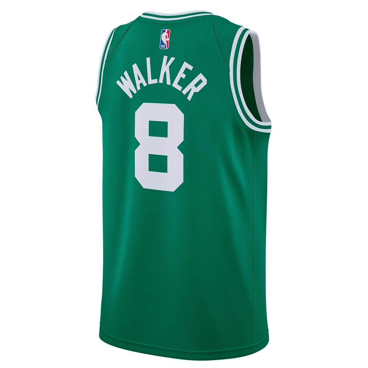 Nike Junior NBA Celtics Swingman Jersey Walker 'Icon Edition'-EZ2B7BZ2P-BCKWI