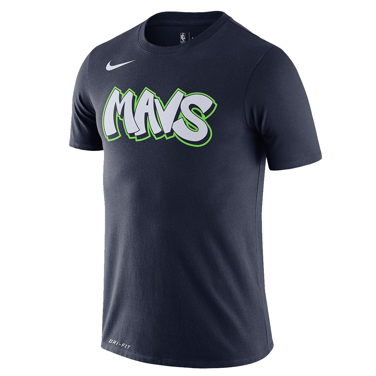 Nike Junior NBA Dallas Mavericks Tee 'City Edition'