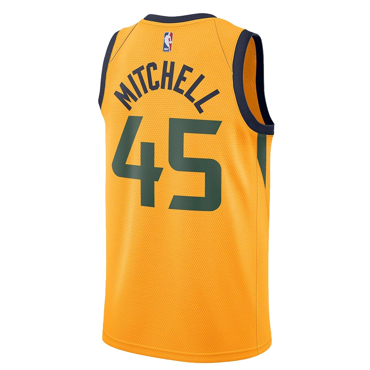 Nike Junior NBA Jazz Swingman Jersey Mitchell ' Statement Edition'-EZ2B7BZ3P-UJDMS