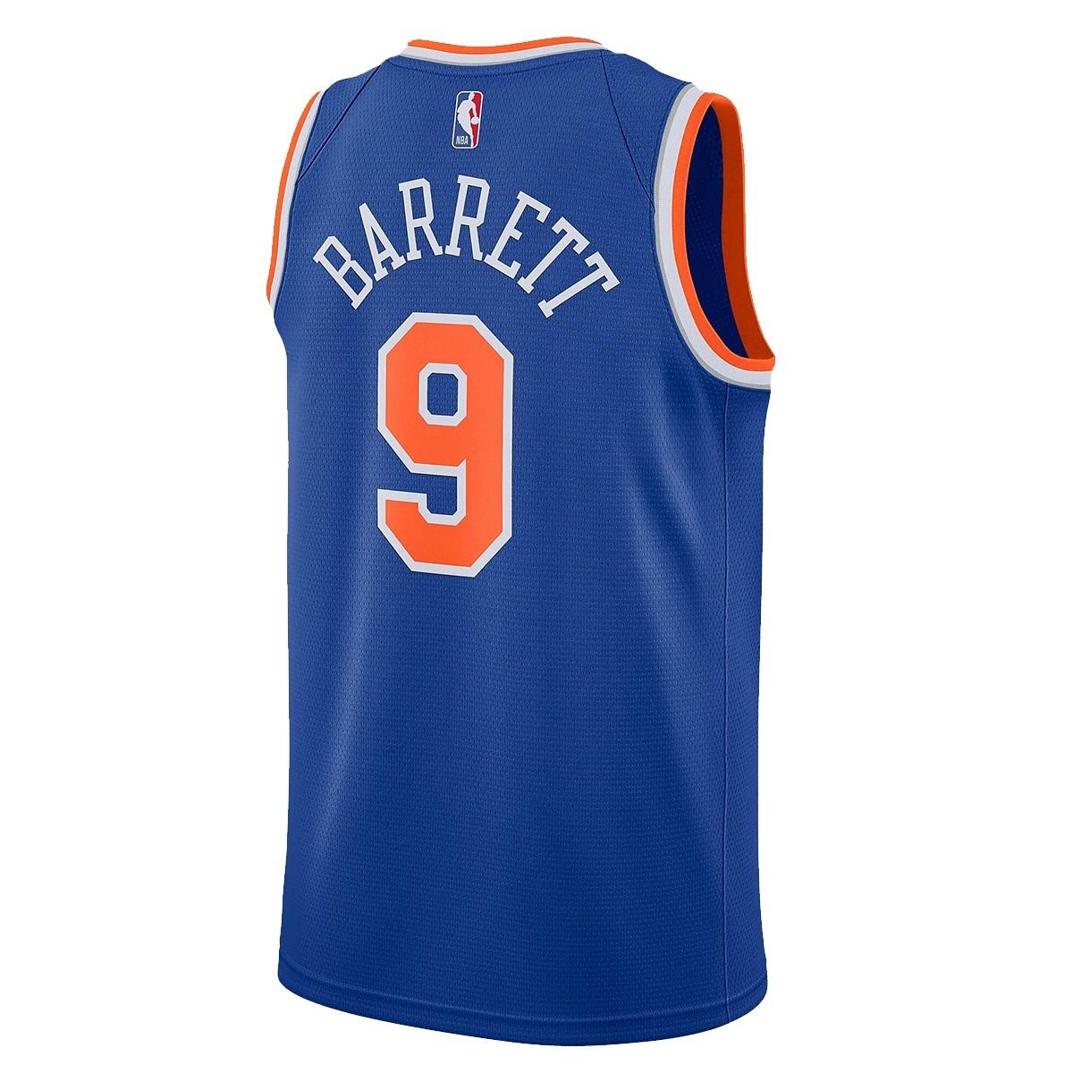 Nike Junior NBA Knicks Swingman Jersey Barrett 'Icon Edition'-EZ2B7BZ2P-NKB
