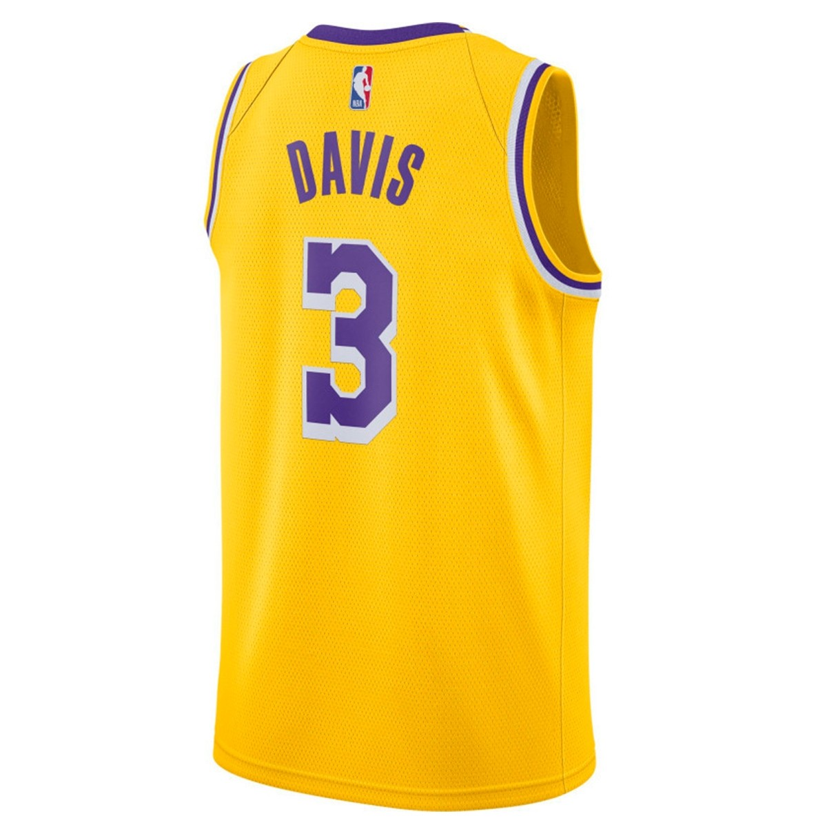 Nike Junior NBA Lakers Swingman Jersey Davis 'Icon Edition'-EZ2B7BZ2P-LLADI