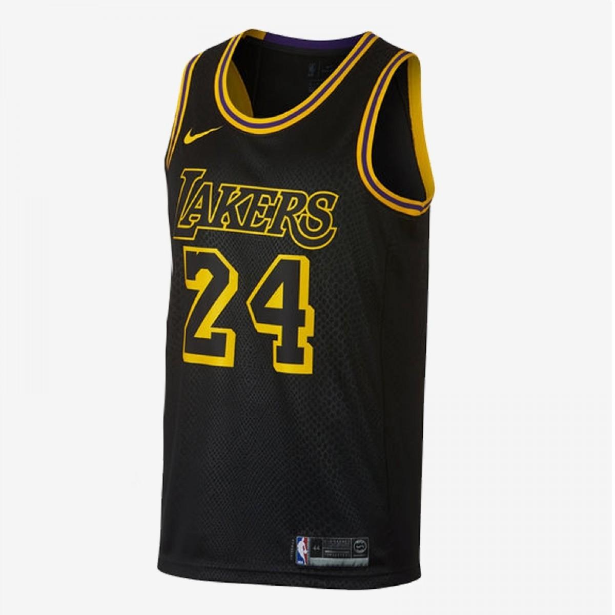 Nike Junior NBA Lakers Swingman Jersey Kobe Bryant 'City Edition'