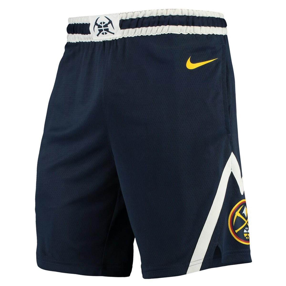 Nike Junior NBA Nuggets Swingman Short 'Icon Edition'