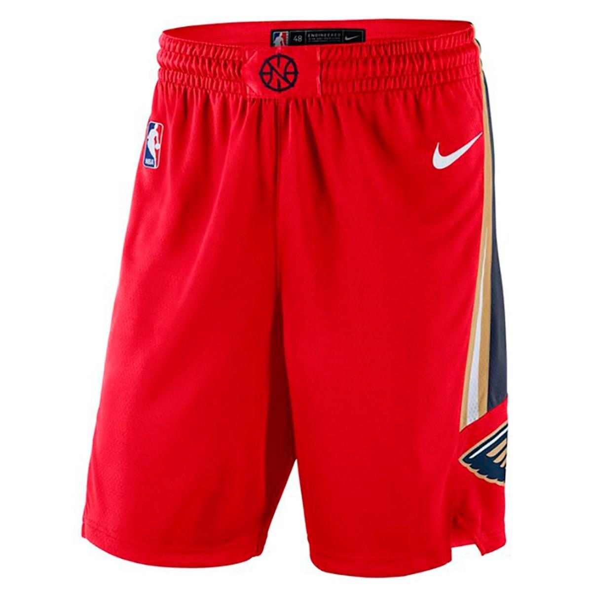 Nike Junior NBA Pelicans Swingman Short 'Statement Edition'