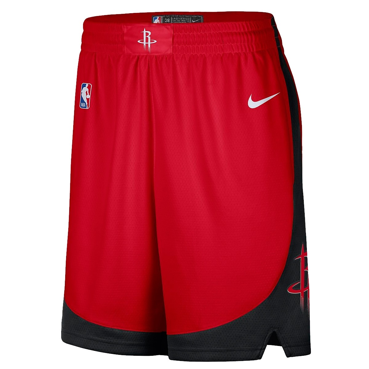 Nike Junior NBA Rockets Swingman Short 'Icon Edition'