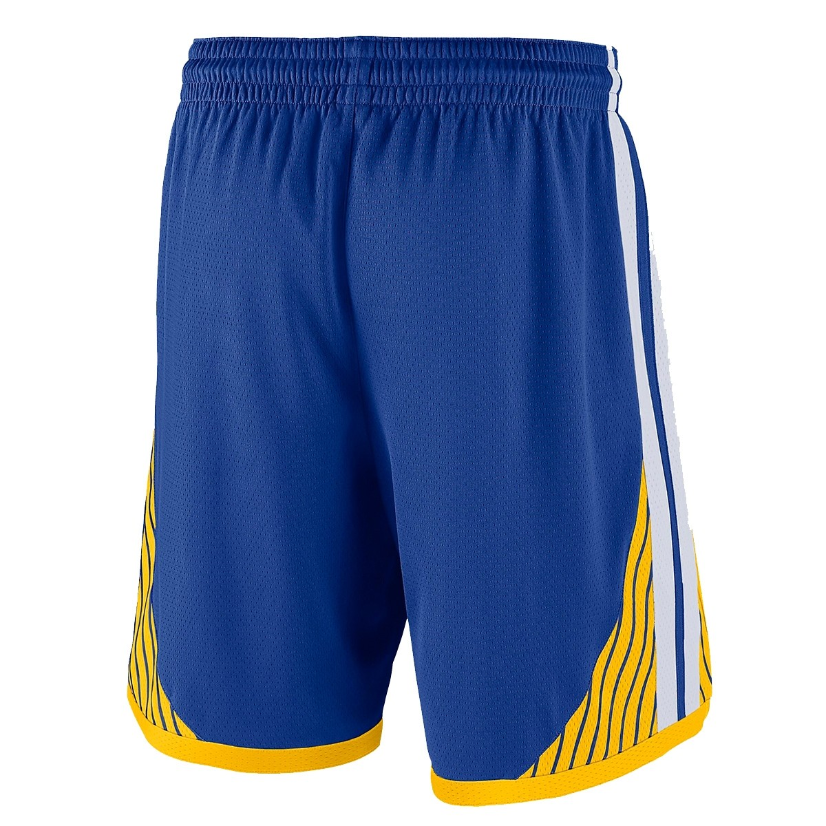 Nike Junior NBA Warriors Swingman Short 'Icon Edition 19/20'-EZ2B7BABZ-GSI
