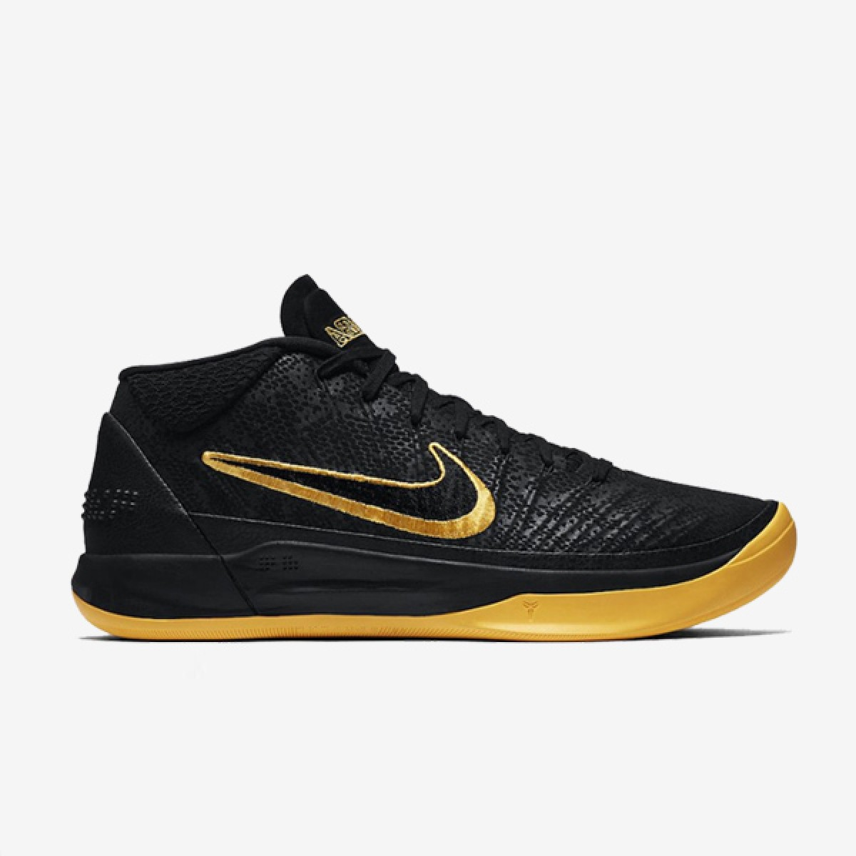 Nike Kobe AD Mid 'Black Mamba'