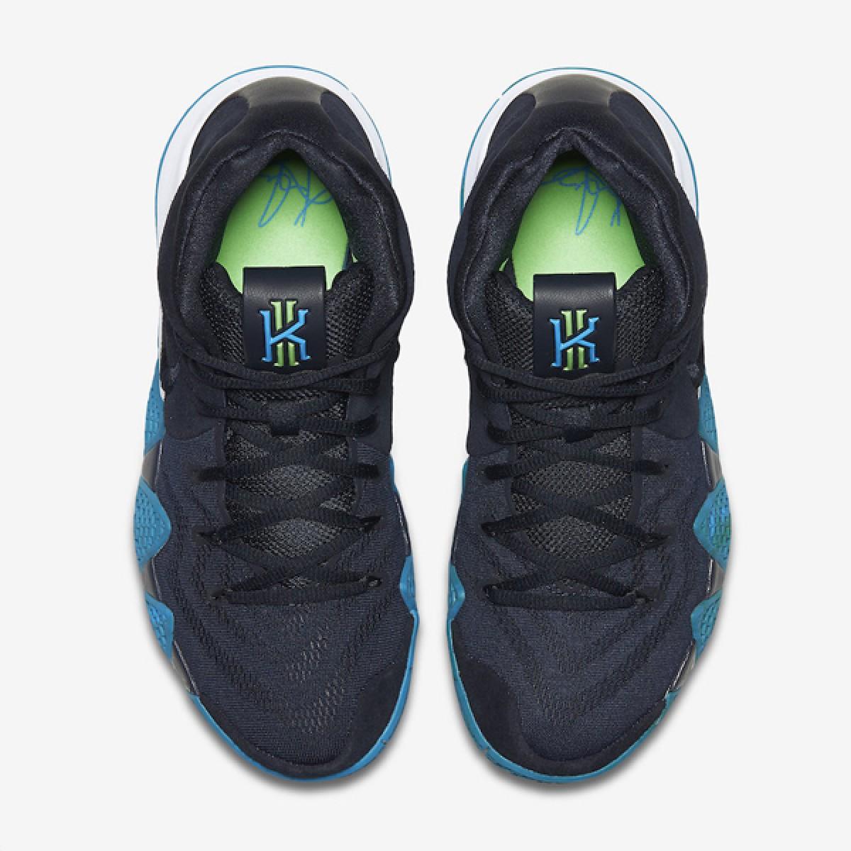 Nike Kyrie 4 GS 'Obsidian' AA2897-401