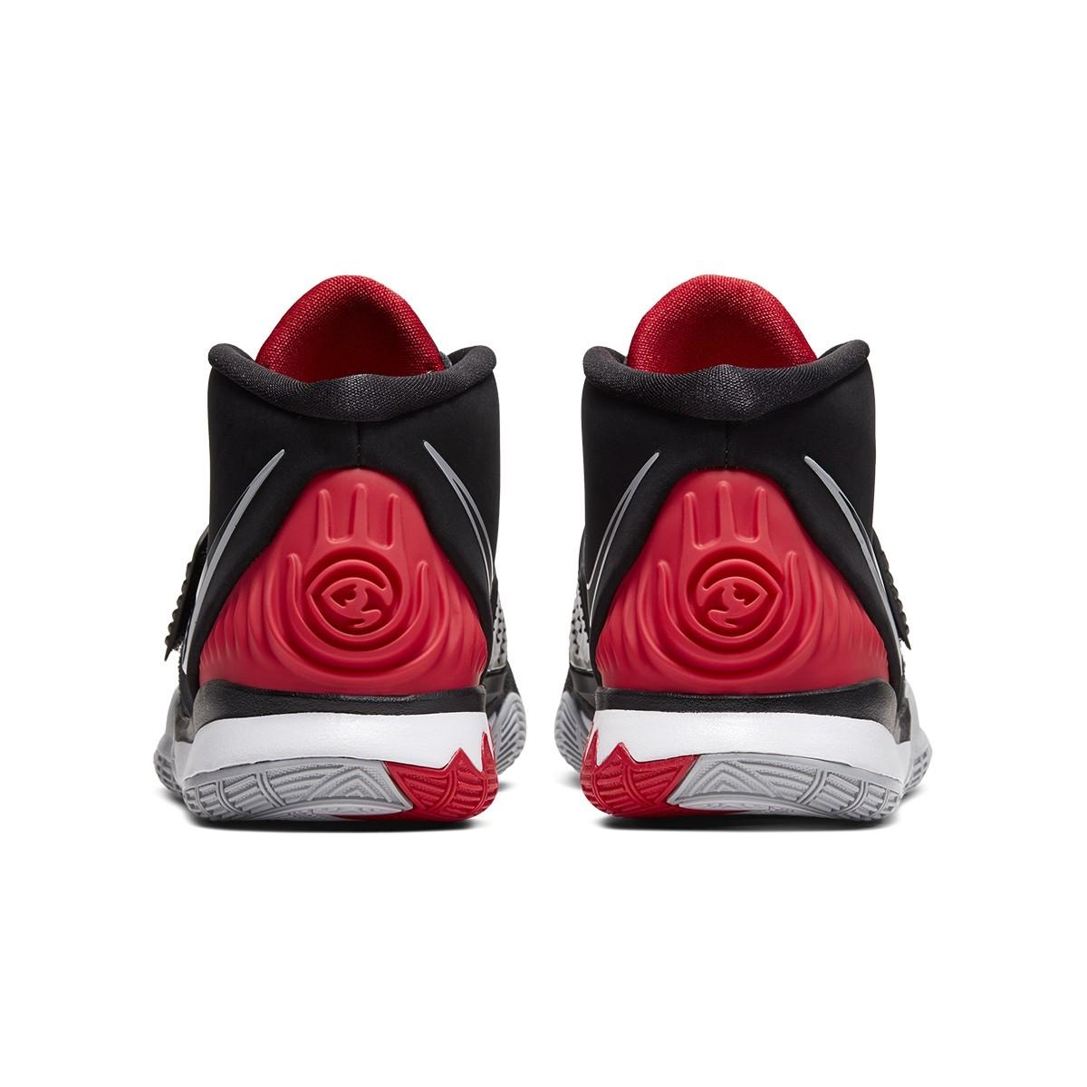 Nike Kyrie 6 GS 'Bred'-BQ5599-002