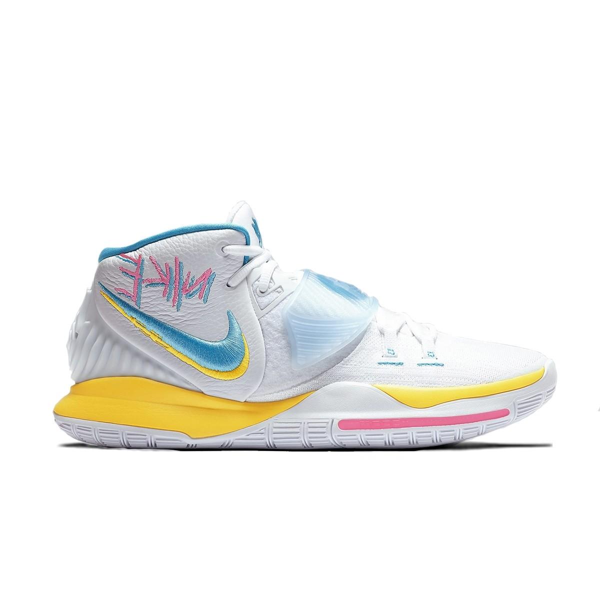 Nike Kyrie 6 'Neon Graffiti'