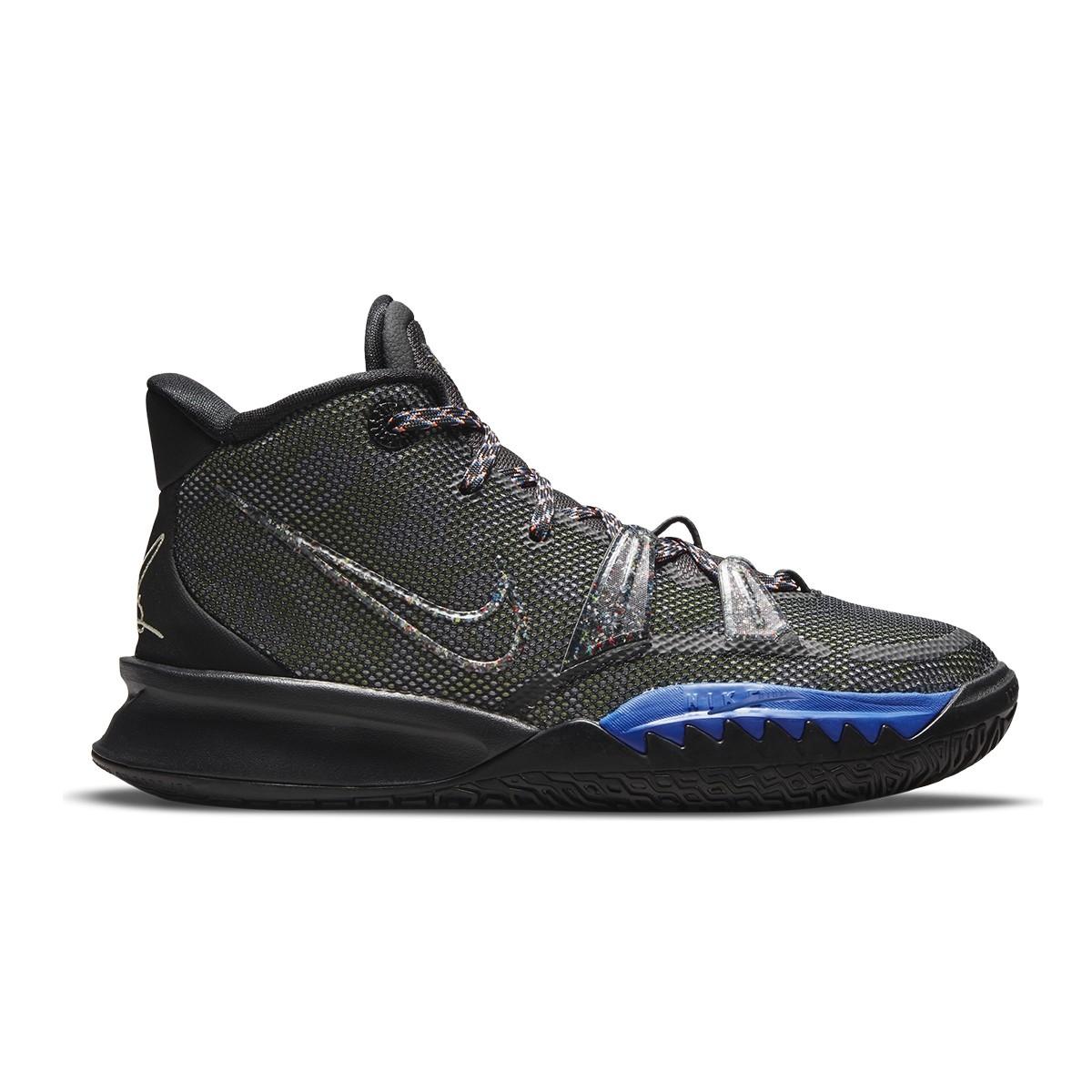Nike Kyrie 7 Jr 'Black Lime'