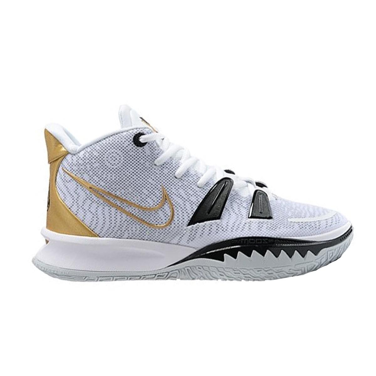 Nike Kyrie 7 Jr 'Gold Ring'