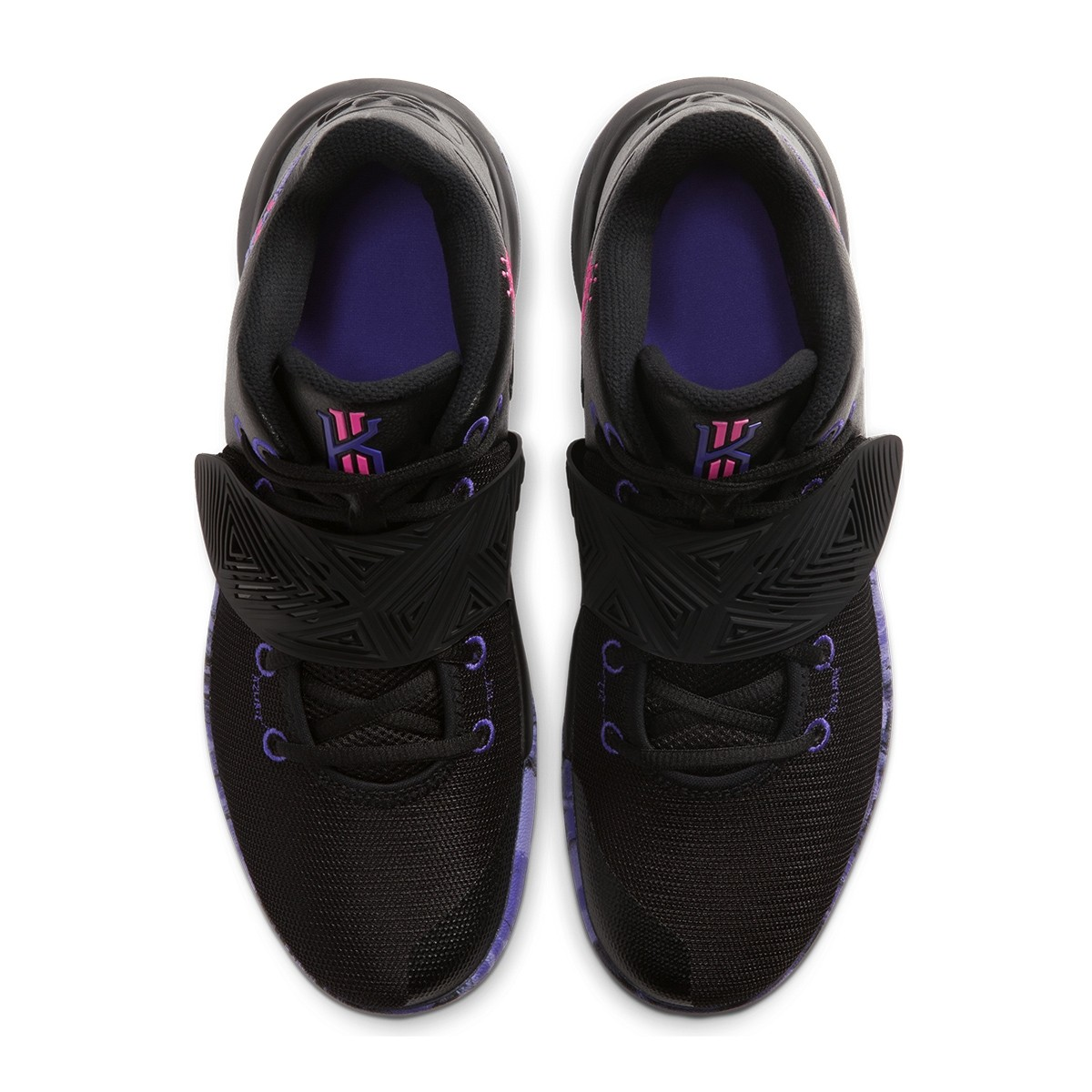 Nike Kyrie Flytrap III Jr 'Fierce Purple'-BQ3060-006-JR