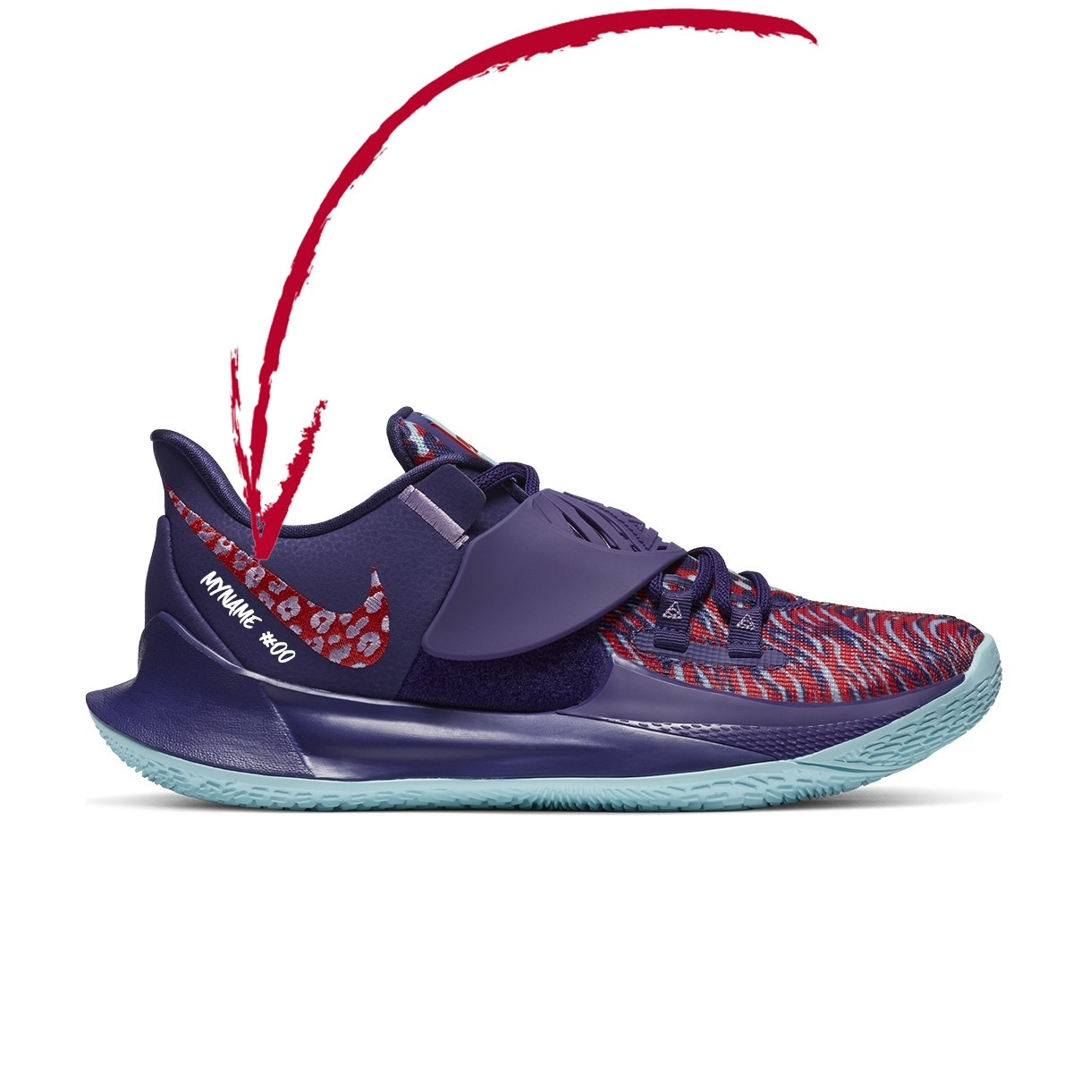 Nike Kyrie Low 3 'New Orchid'-CJ1286-500