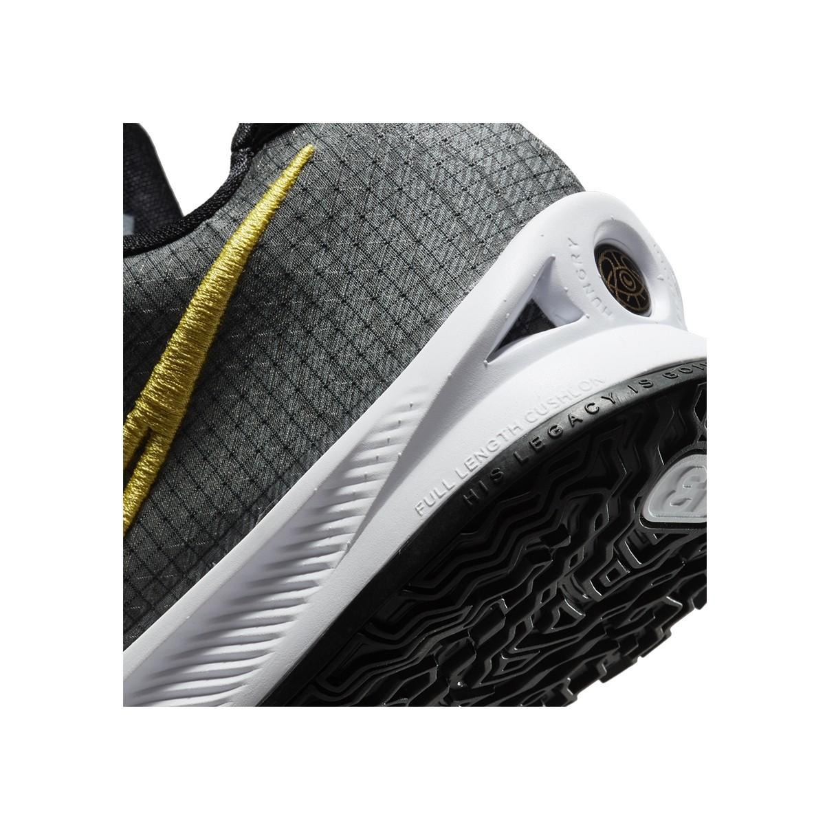Nike Kyrie Low 4 'Black Gold'-CW3985-001