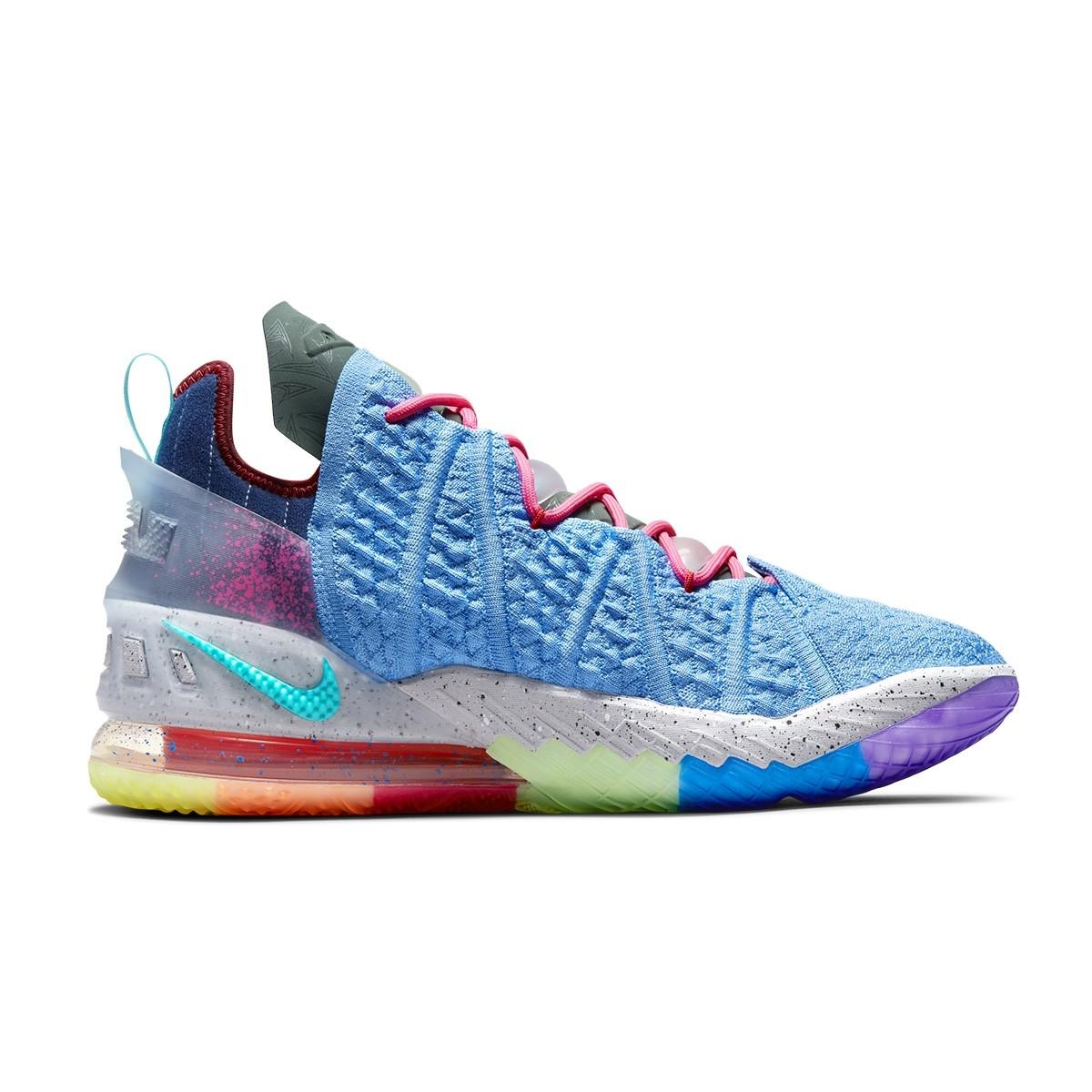 Nike LeBron 18 'Best 1-9'