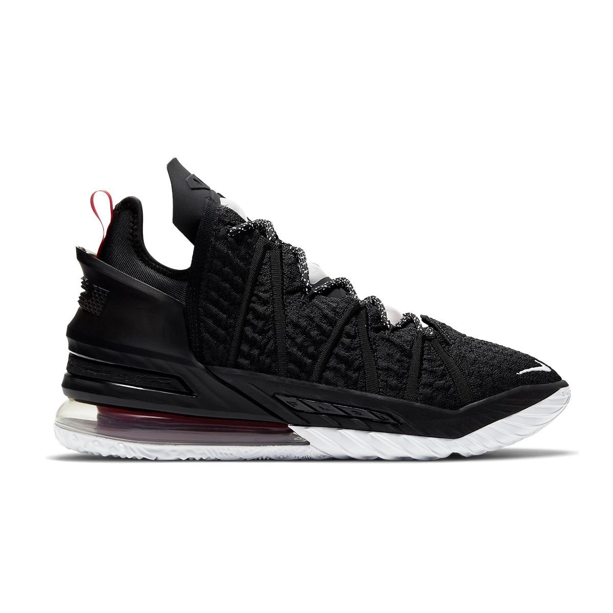 Nike LeBron 18 'Bred'