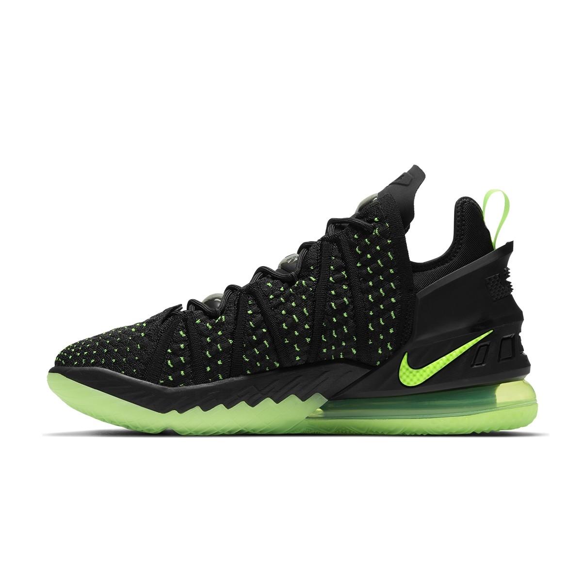 Nike LeBron 18 'Dunkman'-CQ9283-005