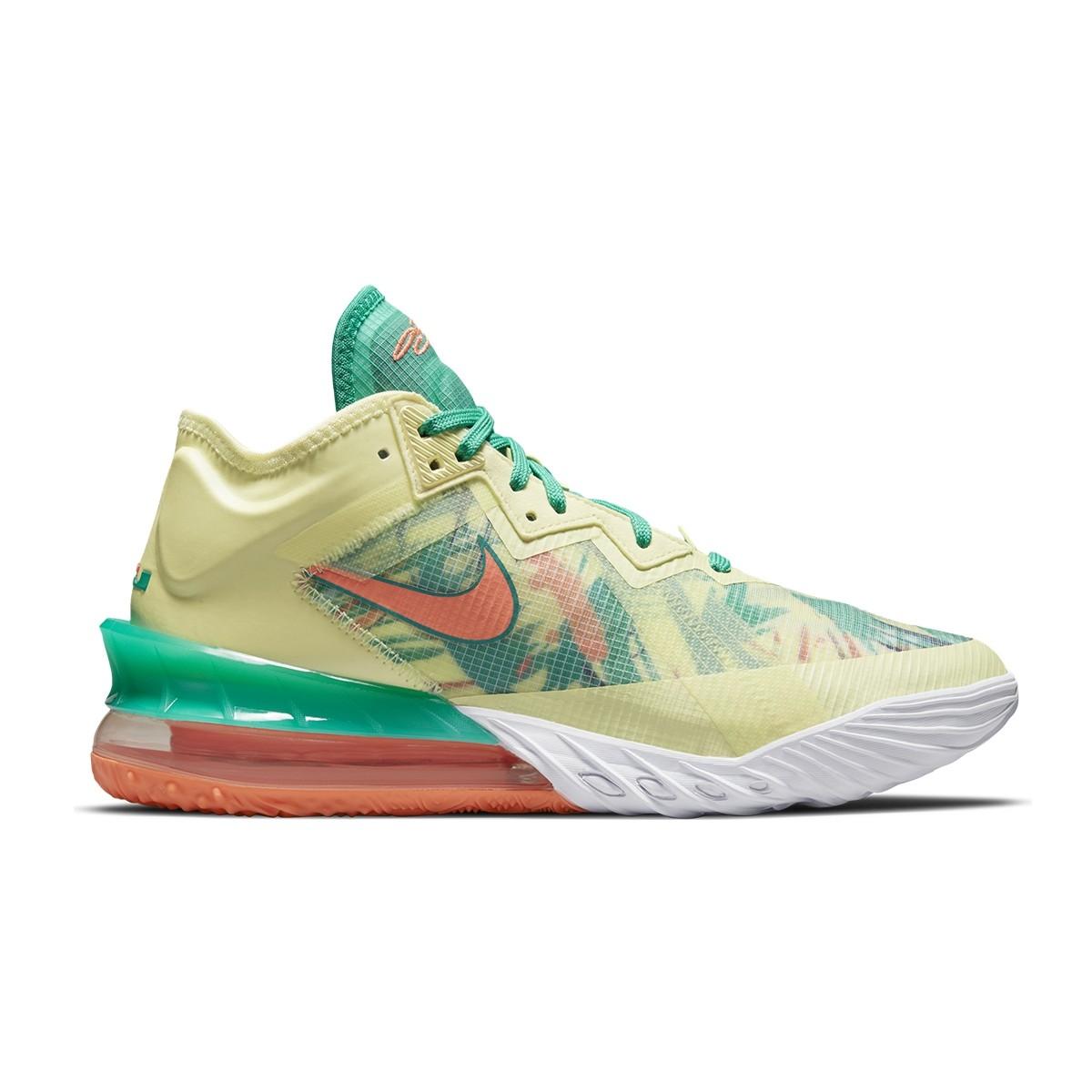 Nike LeBron 18 Low 'LeBronald Palmer'