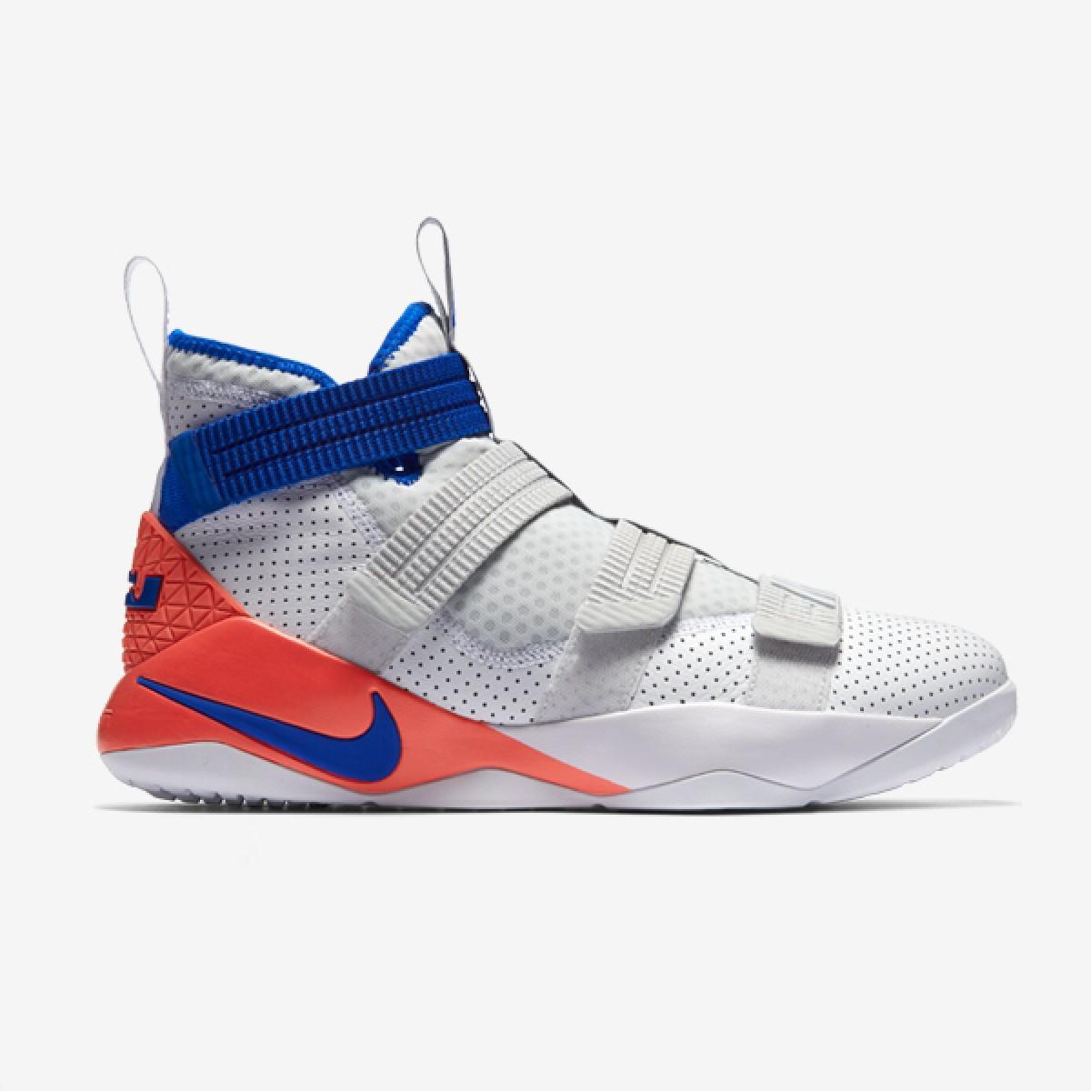 Nike Lebron Soldier XI SFG 'Ultramarine'