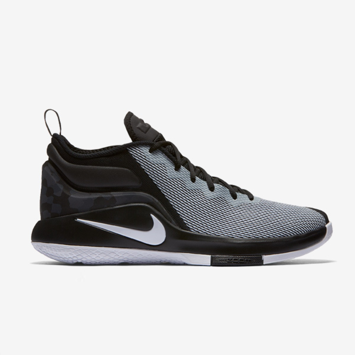 Nike Lebron Witness II 'B&W'