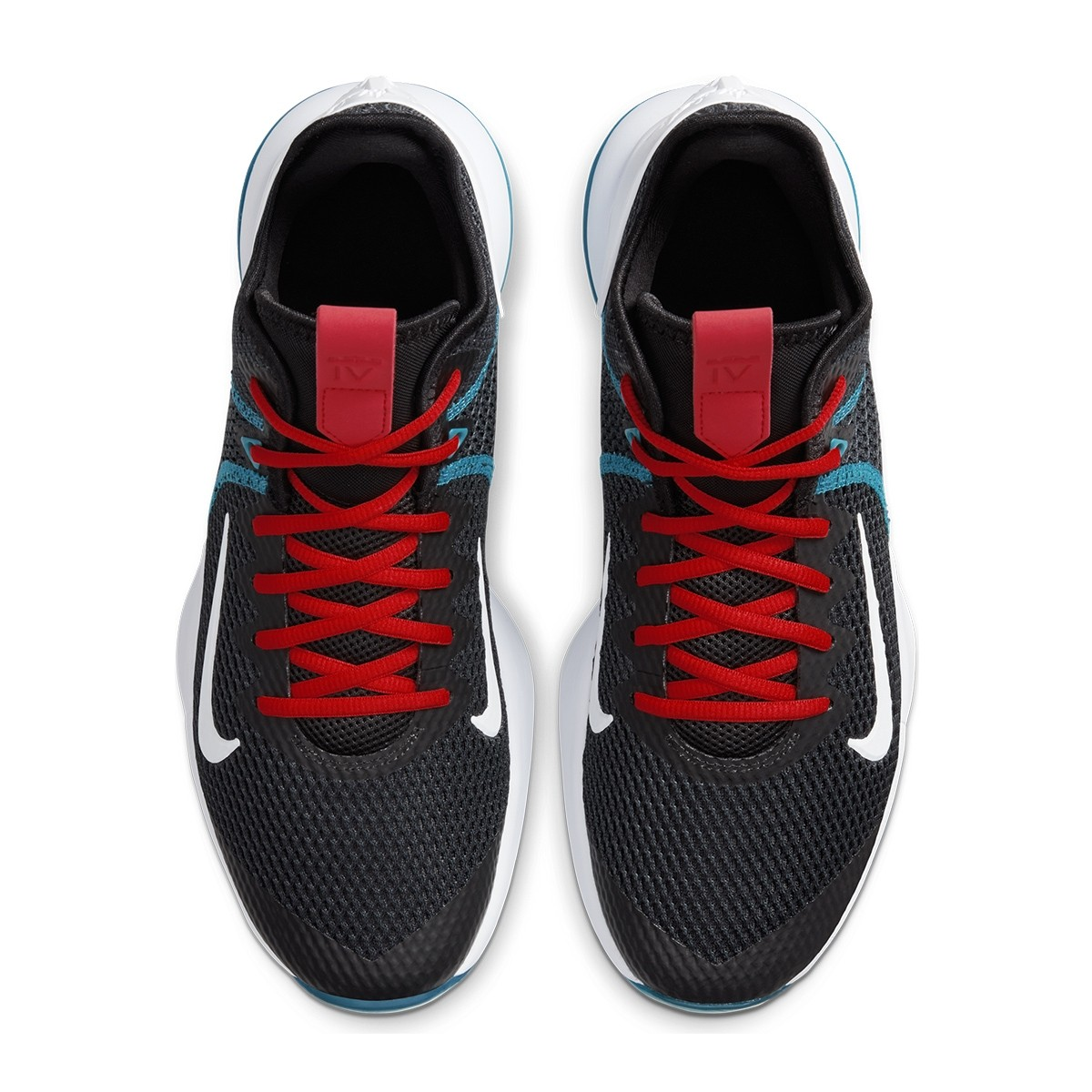 Nike Lebron Witness IV Jr 'Blue Sole'-BV7427-005-Jr