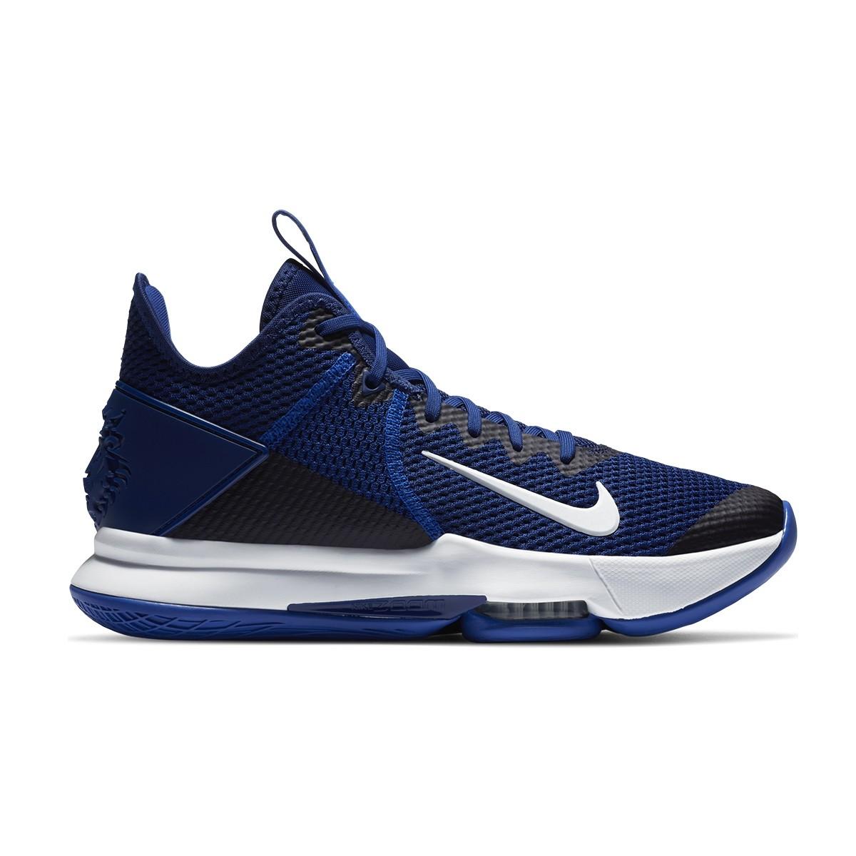 Nike Lebron Witness IV 'Royal Blue'