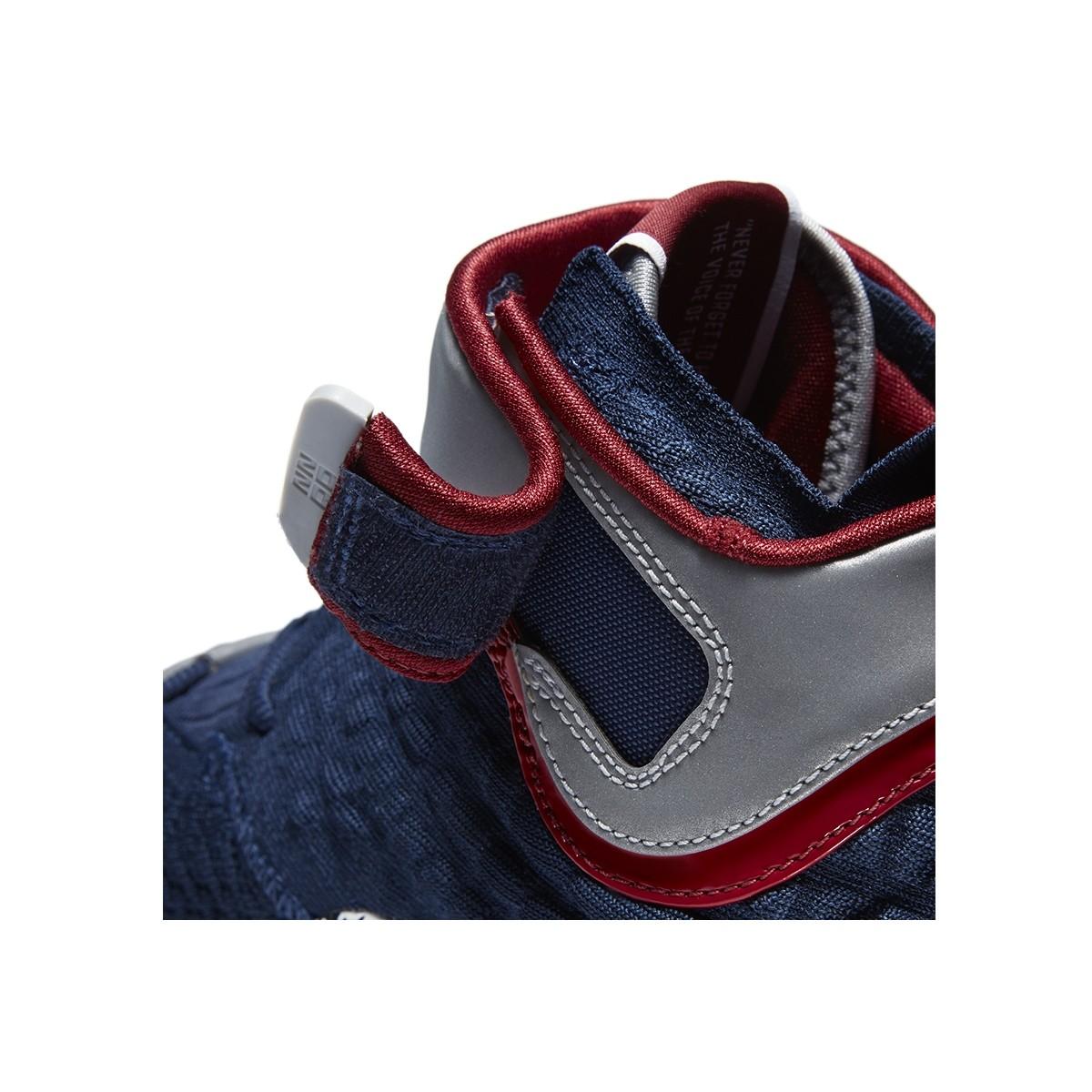 Nike Lebron XVII FP 'Graffiti Remix Blue'-CT6047-400